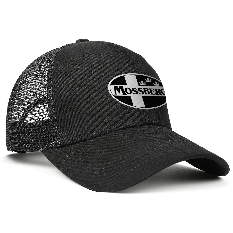 Mossberg Cowboy Hat Trucker Hat Adjustable Fits Skull Cap WintyHC O.F