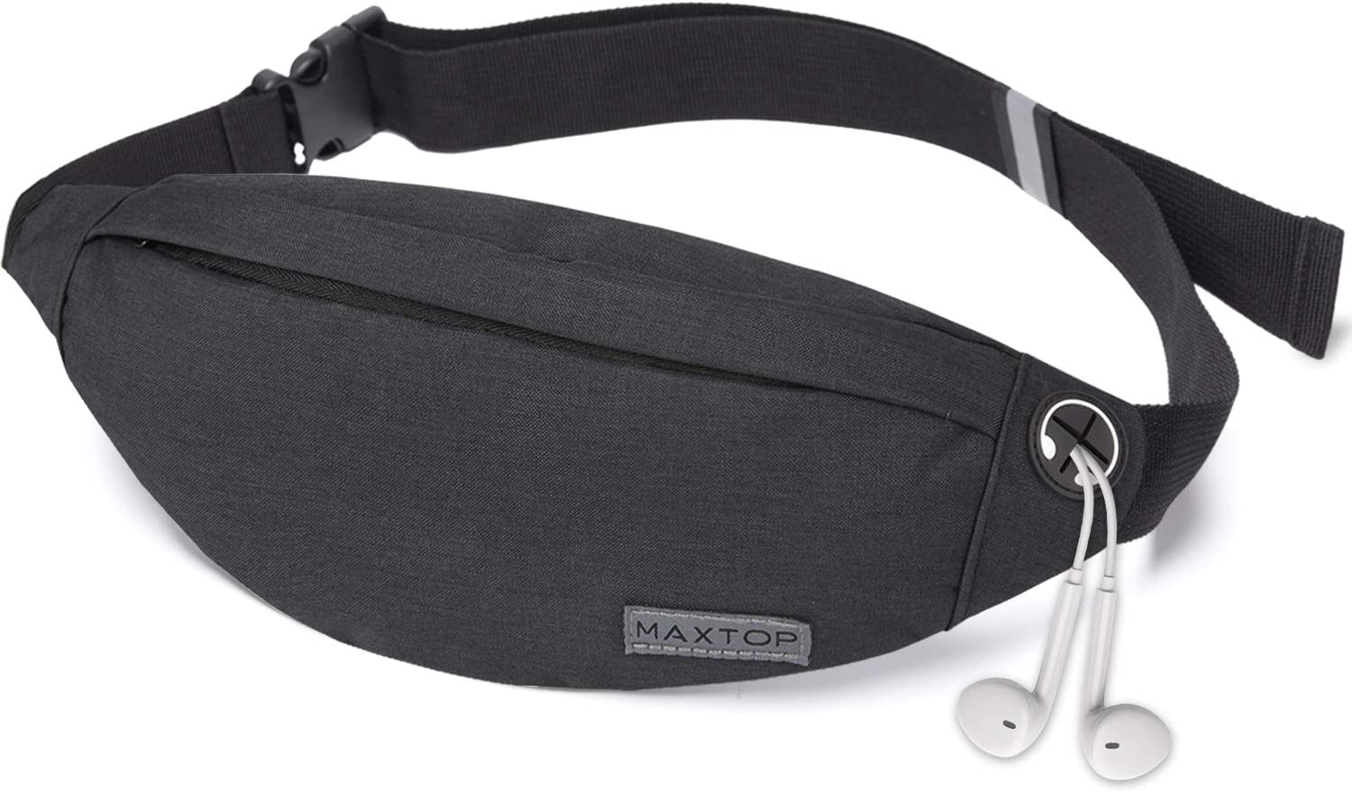 Best Grandpa Ever Sport Waist Packs Fanny Pack Adjustable For Travel