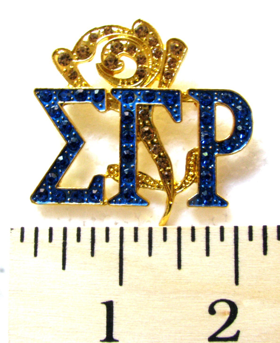 Amazon sigma gamma rho flower brooch pin everything else biocorpaavc Images