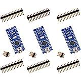 ELEGOO Nano V3.0 Compatible with Arduino IDE, Elegoo Nano Board CH340/ATmega328P Without USB Cable, Compatible with…