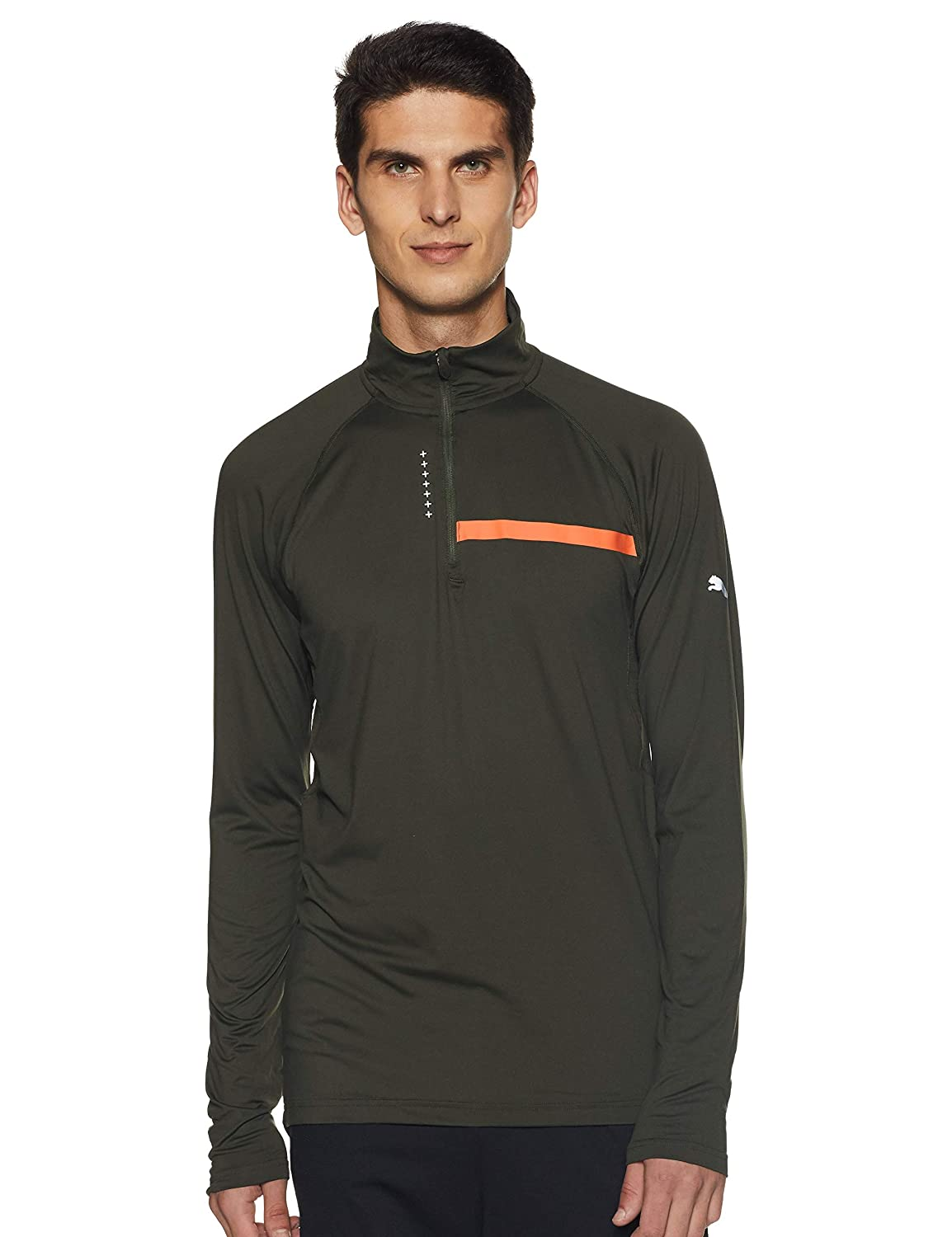 PUMA Herren Ignite Halfzip Top Sweatshirt
