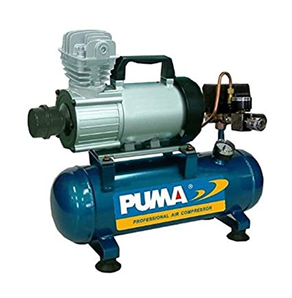 12V Air Compressor >> Amazon Com Pd1006 Puma 12 Volt Air Compressor 3 5 Cfm 1 Hp 150
