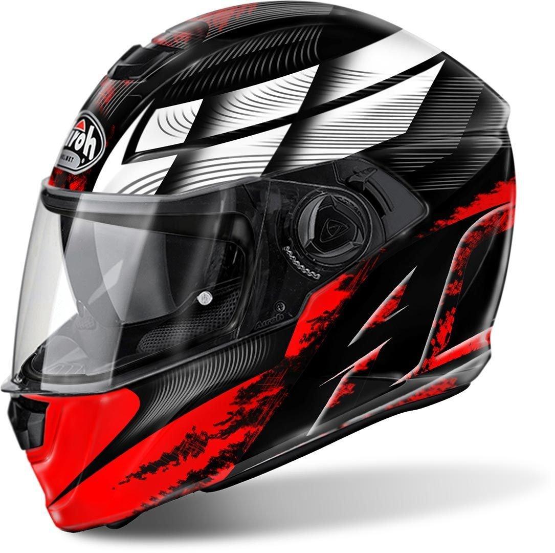 Helmet Airoh Storm Starter Red Gloss L