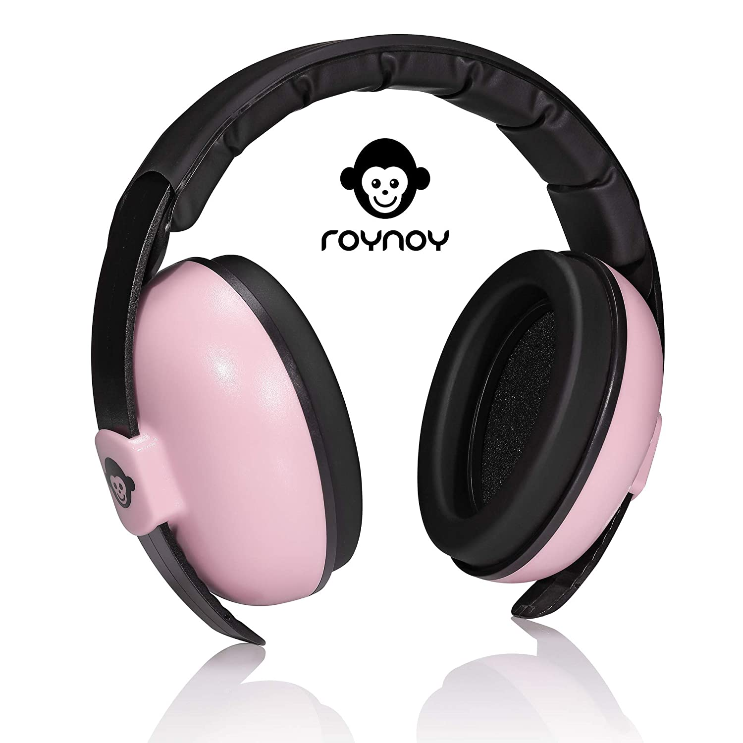 roynoy/-/Hearing Protection Baby 0-2/Years Sounds for Baby/-/Noise Protection Ear Muffs/-/Blue /& Pink