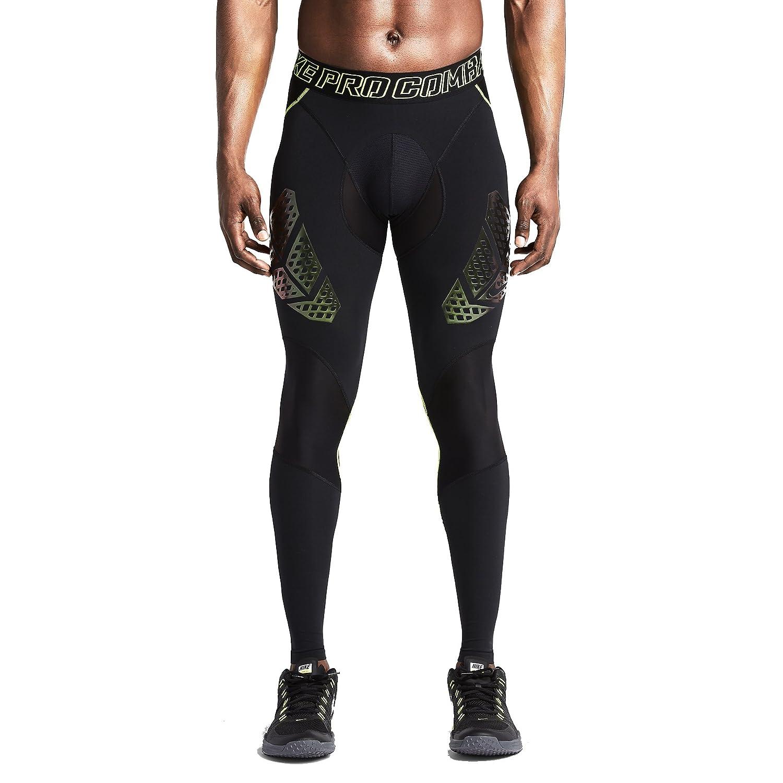 Nike Pro HyperCompression Vapor Power 3 Dri-FIT 585144-010 Black Men's  Tights