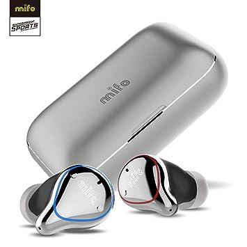 5 IntegratoCustodia 100 Ore FiMicrofono Hi WirelessO5 Ipx7ImpermeabiliCon Bluetooth Mifo Auricolari RiproduzioneCuffie Wireless Di UpSzMV