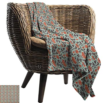 Superb Amazon Com Living Room Bedroom Warm Blanket Asian Chinese Bralicious Painted Fabric Chair Ideas Braliciousco