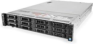 Dell PowerEdge R730XD Server | 2X E5-2660v3-2.60GHz=20 Cores | 192GB RAM | H730 | (Renewed)