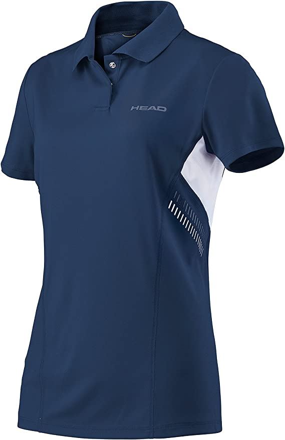 Head - Camiseta técnica Tipo Polo, para Mujer: Amazon.es: Ropa y ...
