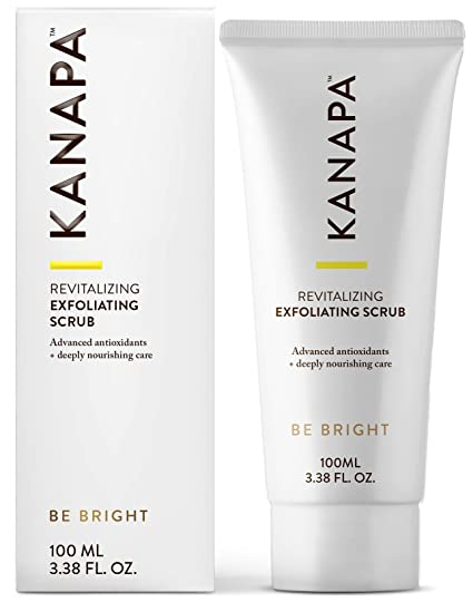 Kanapa by xtendlife Revitalización Exfoliante Scrub para Mujer Anti ...