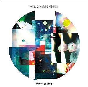 Mrs. Green Apple - Progressive [Japan CD] MGAL-1