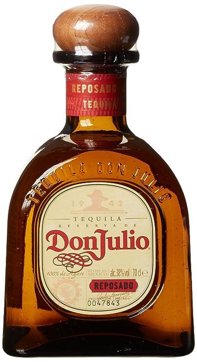 Don Julio Reposado Tequila 1 X 0 7 L Amazon De Bier Wein