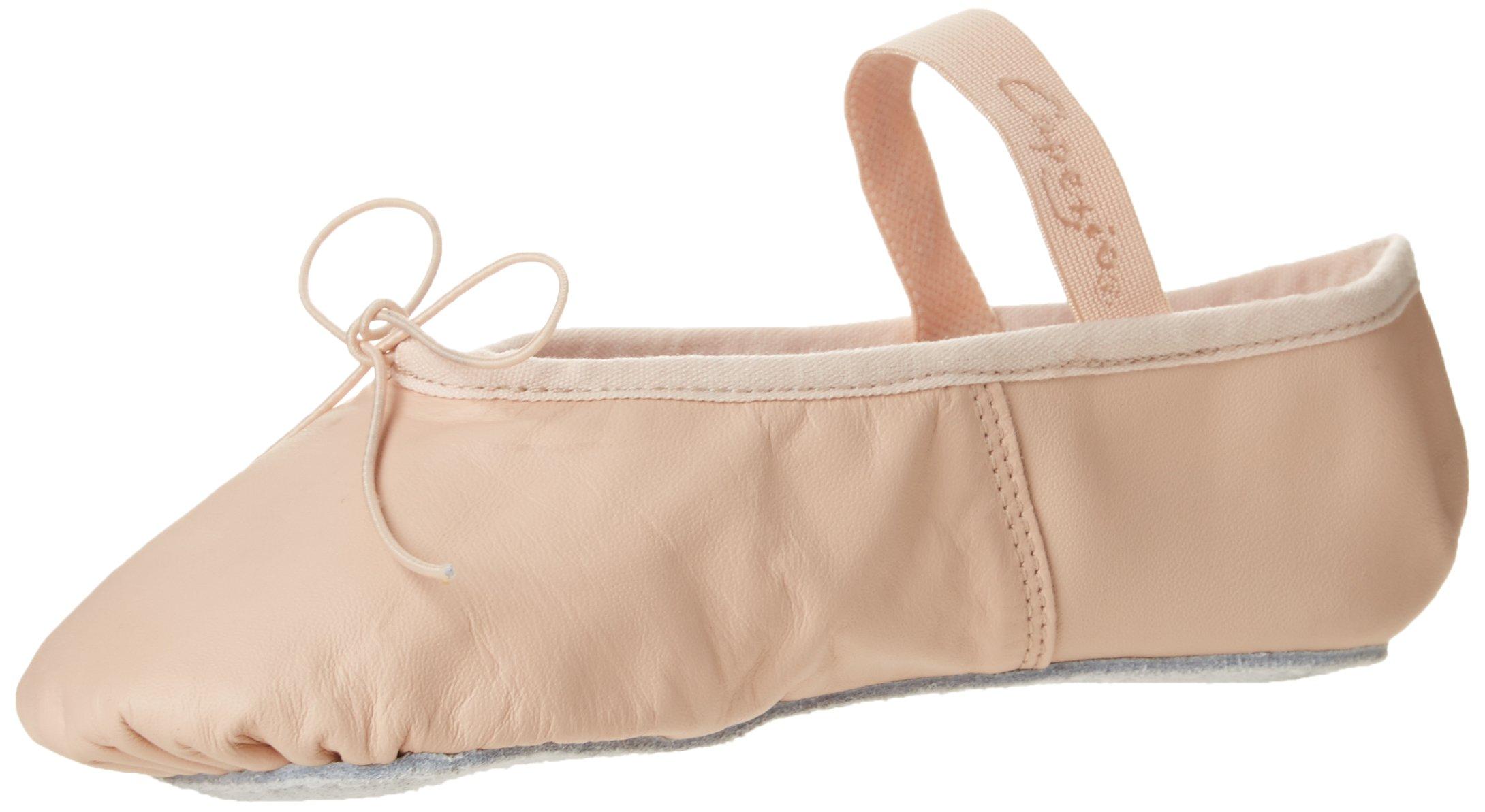 Capezio Women's Daisy Ballet Shoe,Ballet Pink,5 M US