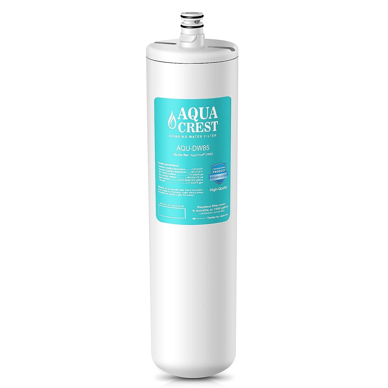 Compatible with 3M Aqua-Pure AP-DW85 AP-DWS700 Cuno CFS8112 5584408 AQUACREST DW85 Under Sink Water Filter CFS8720 KOHLER K-201-NA KOHLER K-202-NA CFS8812X-S