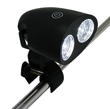Remoción Venta – gogogu Mango soporte Barbacoa Luz – Mejor Iluminación para exterior barbacoa – Barbacoa