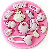Inception Pro Infinite Stampo in silicone per uso artigianale di accessori bambina Baby Girl