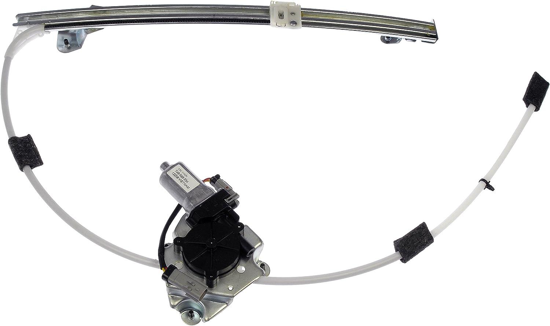 SKP SK748569 Power Window Motor and Regulator Assembly