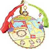 Fisher price luv u zoo musical activity gym deluxe baby - Tapis d eveil fisher price zoo deluxe ...