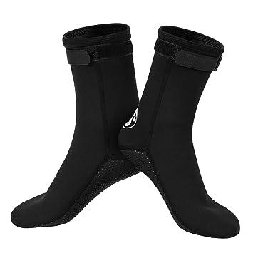 Tauchsocken Neoprensocken 3 mm Anti-Rutsch Schnorcheln Tauchen Schwimmen Socken
