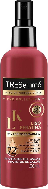 TRESemmé Protector De Calor Liso Keratina - 200 ml