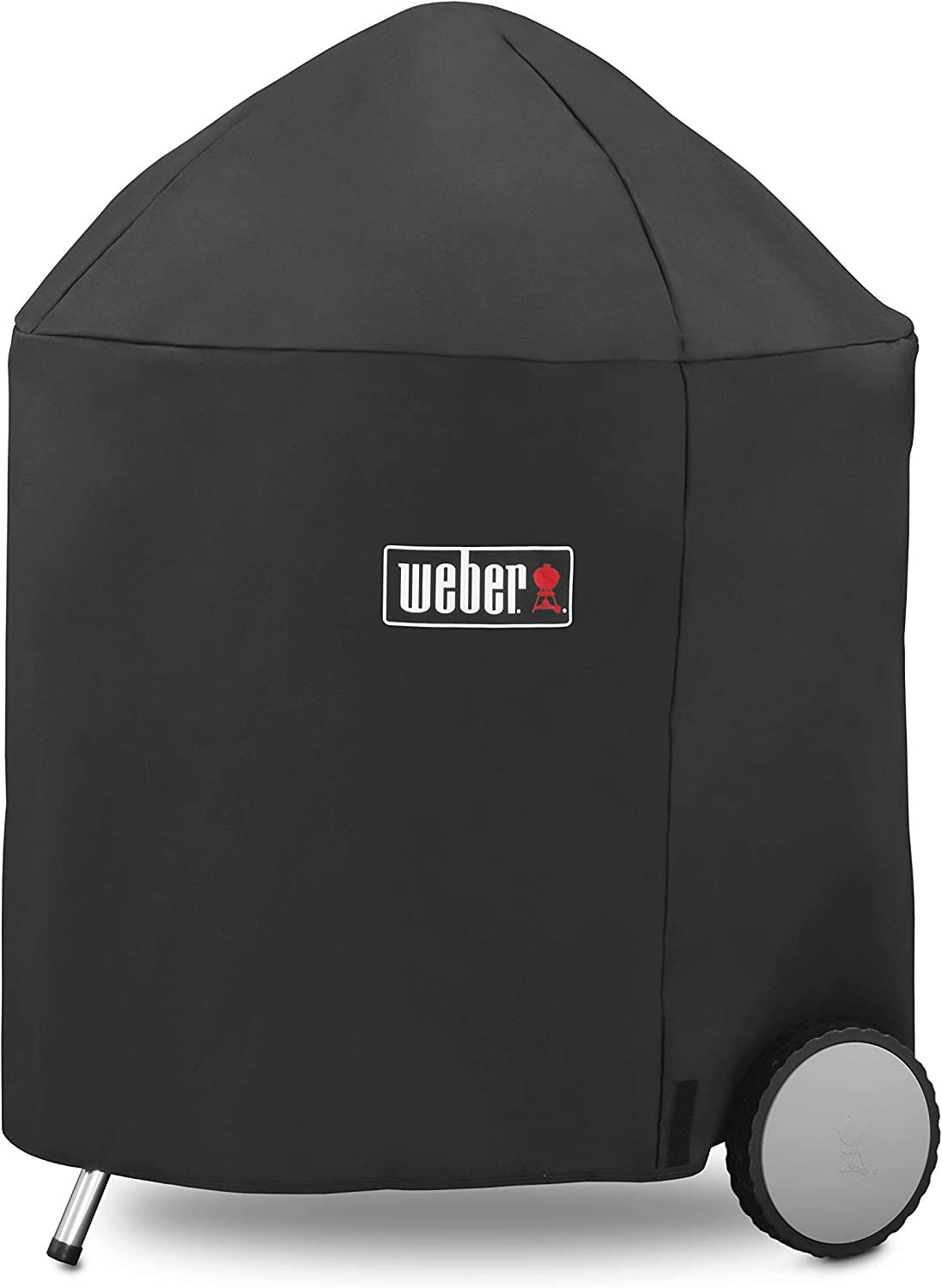 Weber 7153 Cover with Storage Bag 26 Inch Charcoal Grills, beige