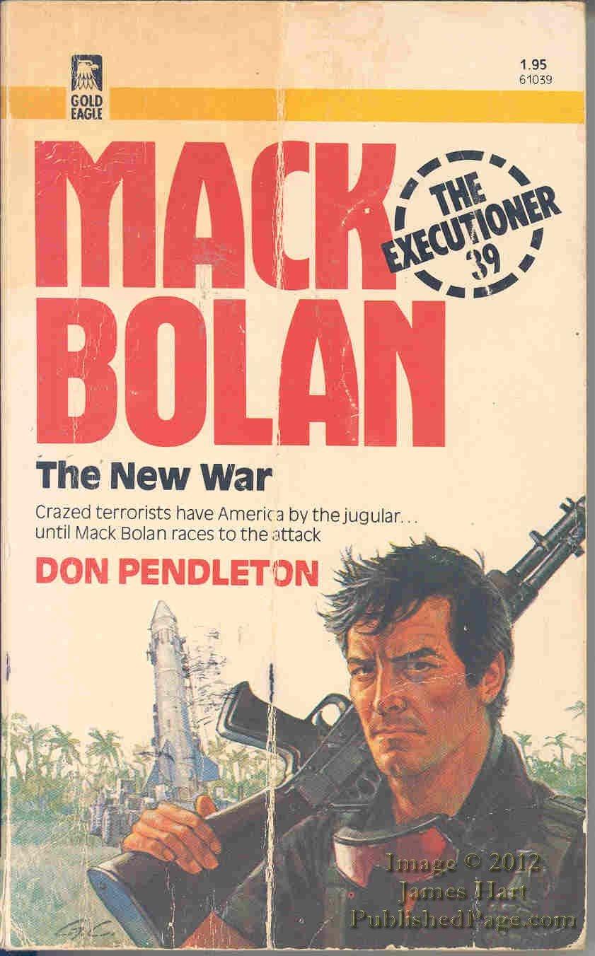 The Executioner #39: The New War: Don Pendleton: 9780373610396: Amazon.com:  Books