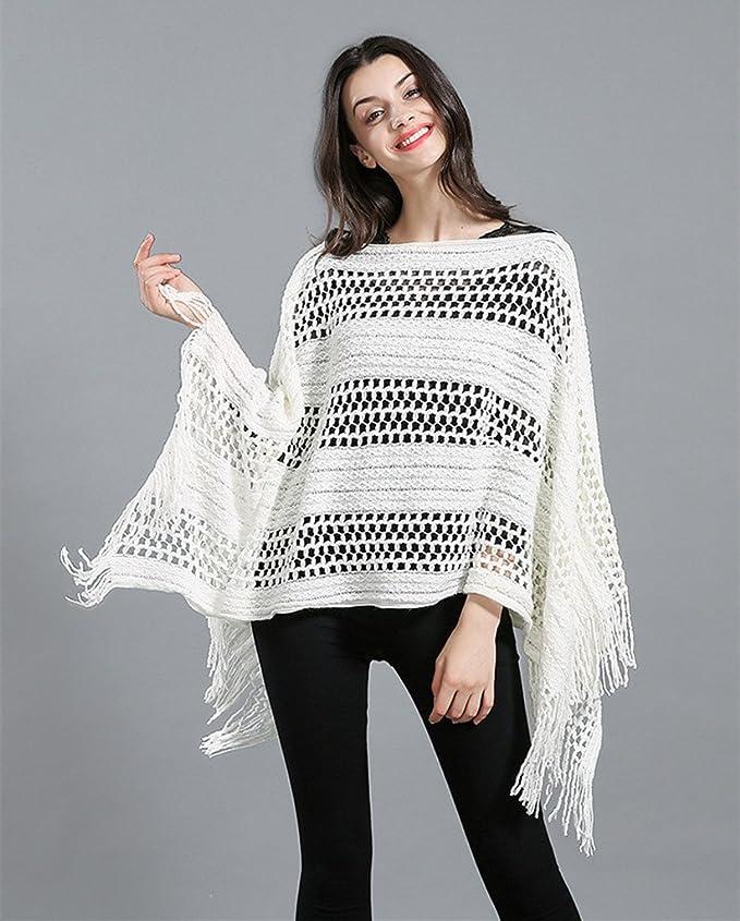 Makroyl - Châle - Femme - Beige - Taille unique  Amazon.fr  Vêtements et  accessoires a26799b6bdb