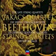 Beethoven: Late Quartets