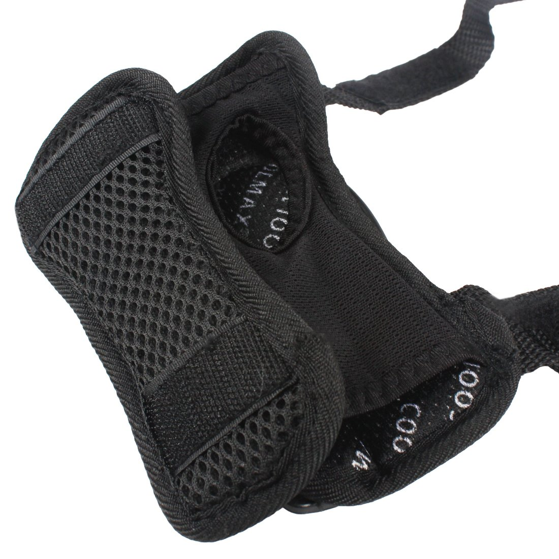Andux Ski Gloves Extended Wrist Palms Protection Roller Skating Hard Gauntlets Adjustable Skateboard Gauntlets Support HXHW-03