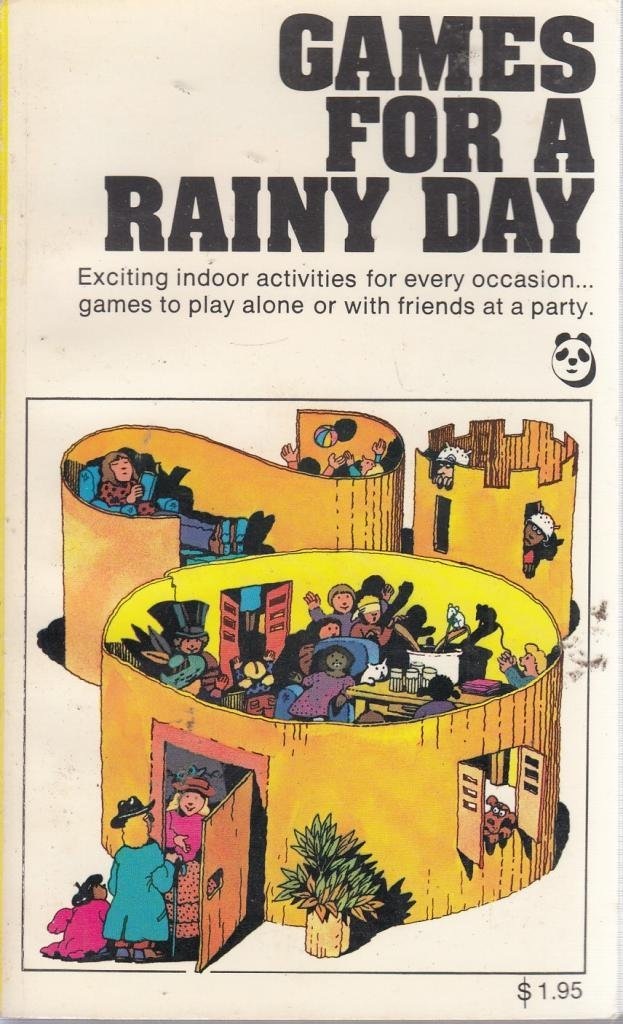 Games for a rainy day (A Panda paperback), Pipard, Maurice