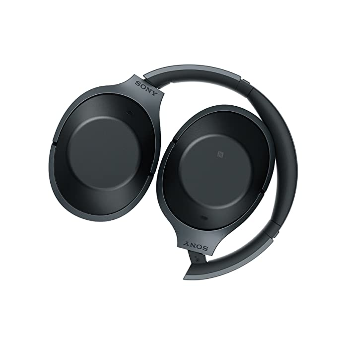 f75afb80826 Sony MDR-1000X Wireless Bluetooth Noise Cancelling: Amazon.co.uk:  Electronics
