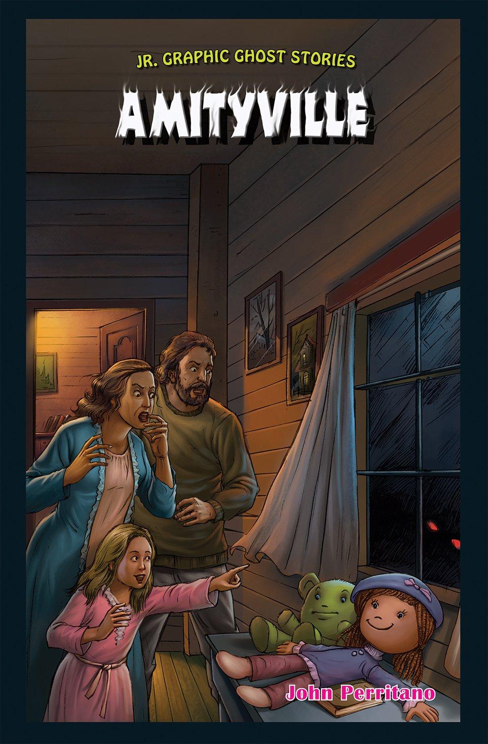 Read Online Amityville (Jr. Graphic Ghost Stories) pdf epub