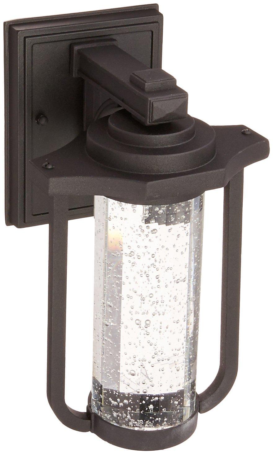 Artcraft Lighting North Star Outdoor LED Wall Mount Porch Light Silver AC9011SL