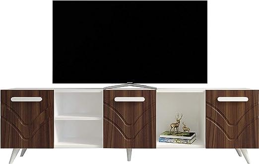 Decorotika - Mueble para televisor (70 Pulgadas, Centro de ...
