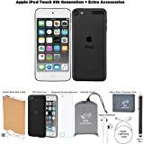 Apple iPod Touch 6th Generation and Accessories, 128GB - Space Grey