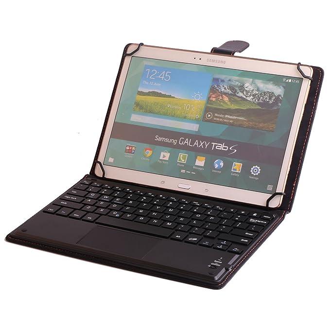 J&H - Funda de Piel para Tablet Huawei MediaPad T1 de 10 Pulgadas, Funda de