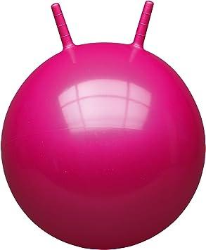 John 59008 - Pelota canguro (45 - 50 cm), colores surtidos (rosa o ...