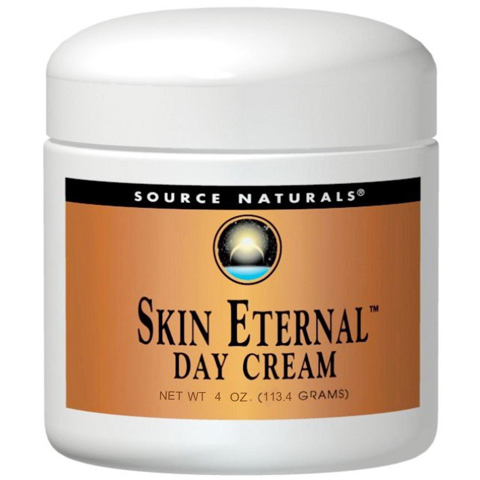 Source Naturals, Skin Eternal Day Cream, 4 oz (113.4 g) - 3PC