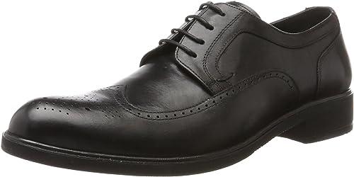 TALLA 42 EU. WYNDHAM 5604, Zapatos de Cordones Derby Hombre