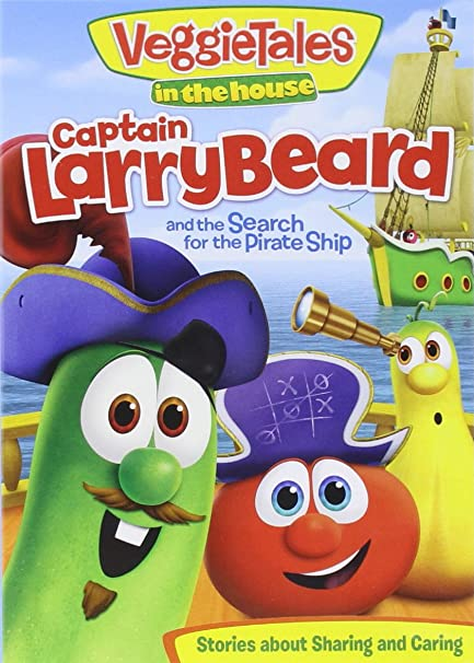 Amazon Captain Larrybeard And The Search For Pirate Ship VeggieTales Movies TV