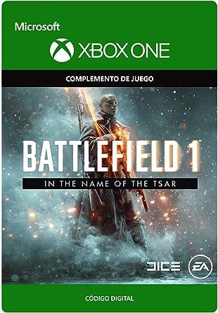 Battlefield 1: In the Name of the Tsar DLC | Xbox One - Código de descarga: Amazon.es: Videojuegos
