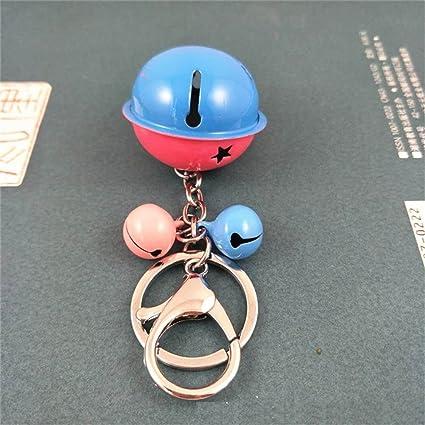 GaGadot Colgante Adornos Llavero Metal Bell Colgante Llavero ...