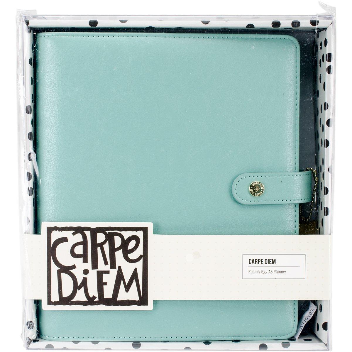 Simple Stories 4933carpe Diem planner, multicolore, formato A5