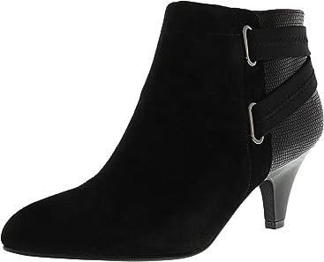 Alfani Womens Vandela2 Almond Toe Ankle Fashion Boots