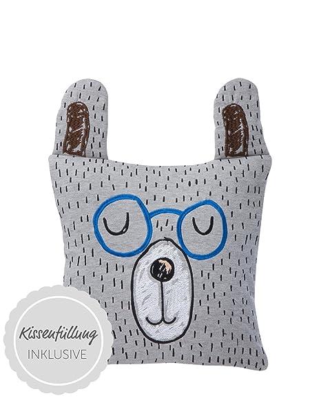 Ferm Living Little Mr Teddy Cushion 30x30 cm: Amazon.es: Hogar