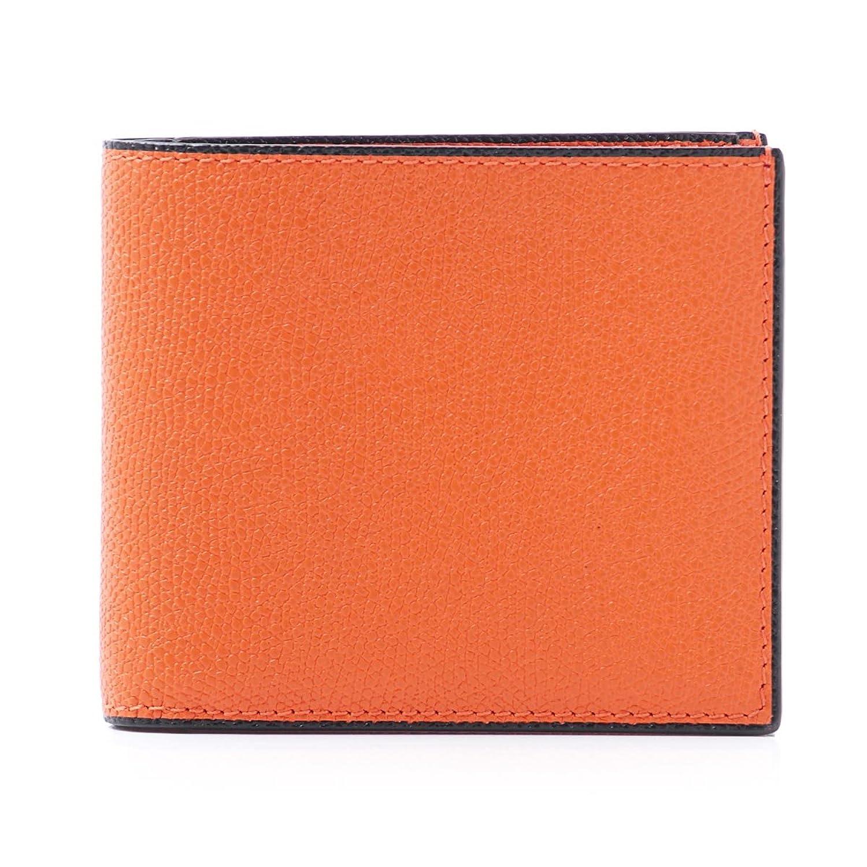 (ヴァレクストラ) Valextra 2つ折り 財布 小銭入れ付き LEATHER [並行輸入品] B07D4DXN12