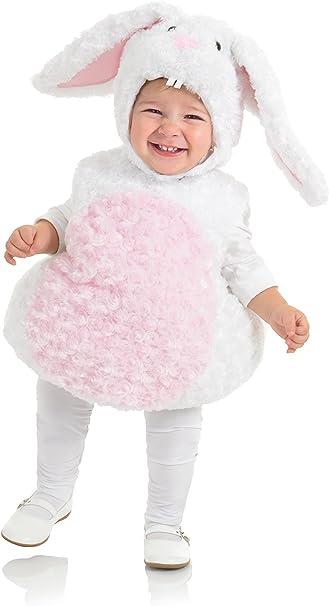 Amazon.com: Underwraps, disfraz de conejo para niño ...