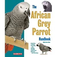 African Grey Parrot Handbook (Pet Handbooks)
