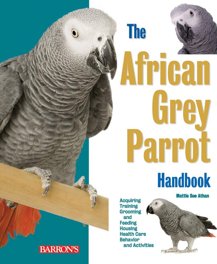 African Grey Parrot Handbook (Barron's Pet Handbooks)