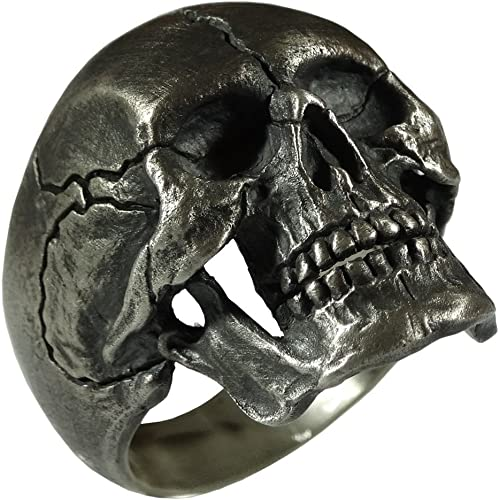 New Collectable Masonic Skull And Bone Key Ring